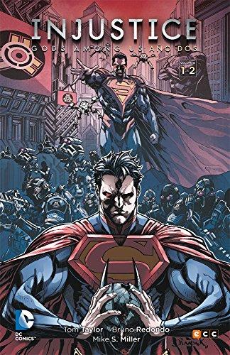 Injustice Año 2 vol. I por Mike S. Miller, Bruno Redondo, Julien hugonnard-bert, Saleem crawford Tom Taylor