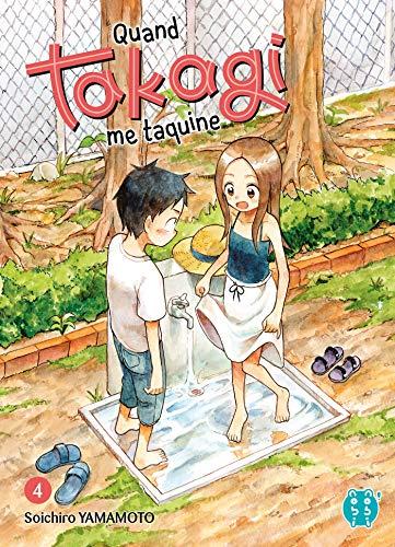 Quand Takagi me Taquine Edition simple Tome 4