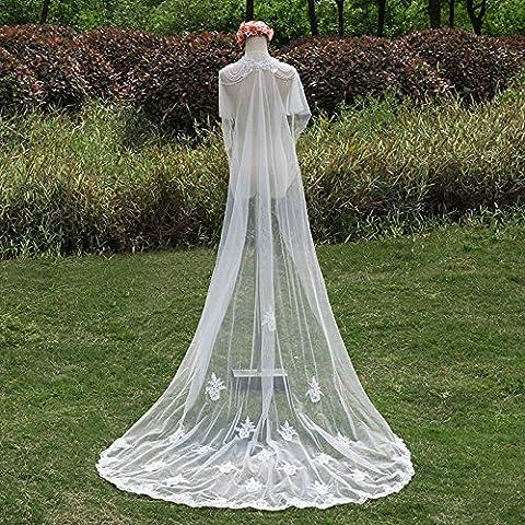 Gli accessori da sposa nuovo Ivory White