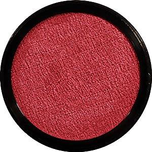 Eulenspiegel - Maquillaje Profesional Aqua, 3.5 ml / 5 g, Color Brillo perlino Rojo Fresa (350546)