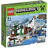 LEGO Minecraft 21120 - Das Versteck im Schnee