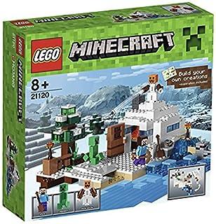 LEGO Minecraft 21120 - Das Versteck im Schnee (B00SDTT0Z6) | Amazon price tracker / tracking, Amazon price history charts, Amazon price watches, Amazon price drop alerts