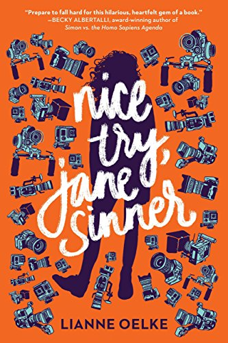 Nice Try, Jane Sinner (English Edition) eBook: Lianne Oelke ...