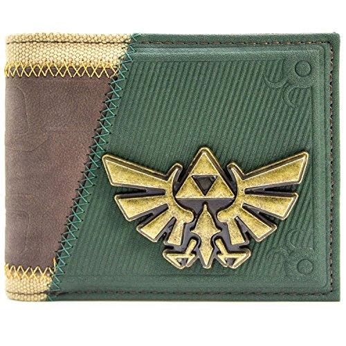 Legend of Zelda Link Twilight Princess Suit Up Braun Portemonnaie (Twilight Kostüm Link Princess)