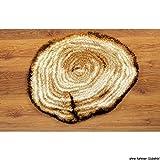 Vervaco - Kit para crear alfombras con aguja de lengüeta, diseño de tocón de árbol