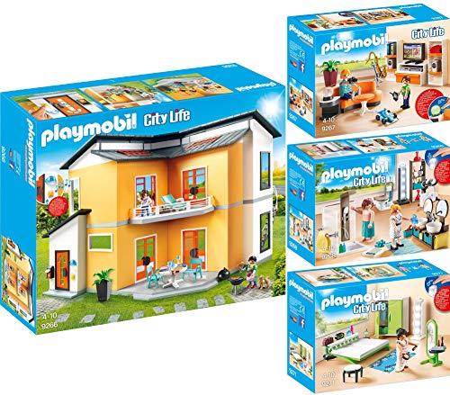 Maison Moderne Playmobil: Gamme, prix et explications