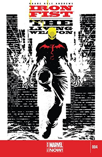 Iron Fist: The Living Weapon #4 (English Edition) (Iron Fist Living Weapon)