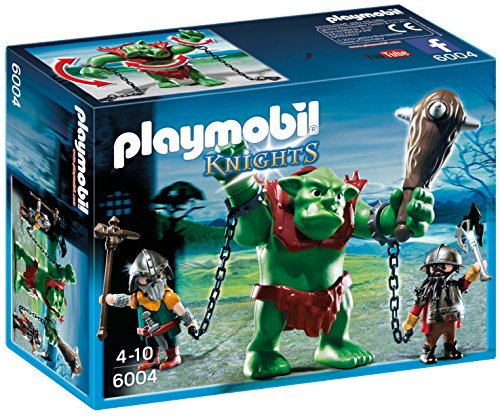 Playmobil - 6004 - Jeu de Construction - Troll