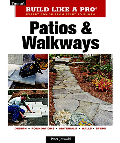 Patios & Walkways (Idea Book)