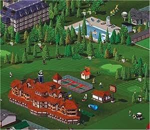 Golf Resort Tycoon II (Xplosive Range)(PC)
