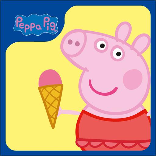 Peppa Pig: Peppa Wutz Verreist (Koreanische Aufkleber)