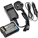 E1 E300 /& E500 Cameras Olympus BCM1 Battery Quick Charger for C7070 C8080