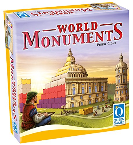 "Queen Games 10261 - ""World Monuments"""