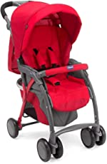 Chicco Simplicity Plus Stroller Red
