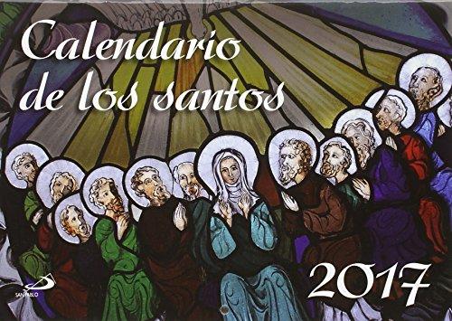 Calendario de los santos 2017 por Equipo San Pablo