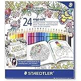 STAEDTLER 157 C24JB - Pack de 24 lápices