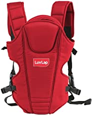 Luvlap Baby Carrier Galaxy (Red)