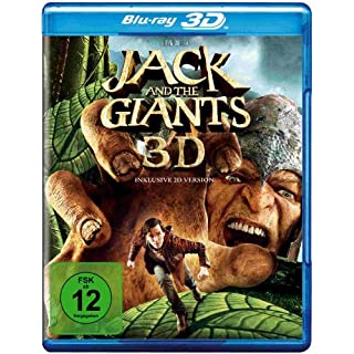 JACK AND THE GIANTS (3D & 2D B