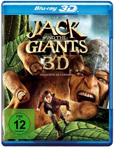 Bild von Jack and the Giants 3D (inkl. 2D Version) [Blu-ray 3D]