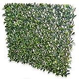 Espansione Recinto con verde artificiale Laurel Leaves: Foglia Trellis alla schermata aree del vostro giardino