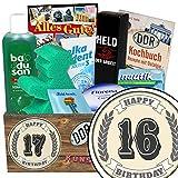 11er Geburtstag Beziehung | Geschenk Set | Geschenke zum 17.