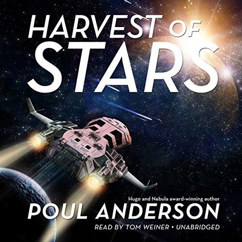 Harvest of Stars  Audiolibri