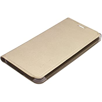 ZYNK CASE FLIP COVER FOR VIVO Y51L-GOLD