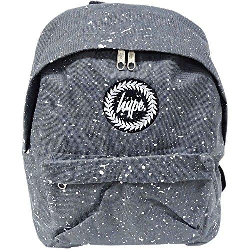 HYPE. Clothing Hype bag (Speckled) Gry/Wht, Sacs portés dos mixte adulte