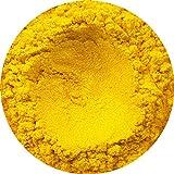 Sunflower Yellow Cosmetic Mica Powder 3g-50g for Soap, Eyeshadow, Bathbombs (5g)