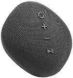 Mivi Moonstone 10 Watts Portable Wireless Bluetooth Speaker with Bass BS10MN (Black)