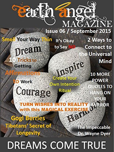 Earth Angel Magazine: Issue 6 September 2015 (English Edition)