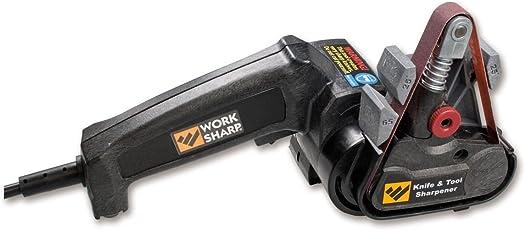 Work Sharp Knife and Tool Sharpener 09DX003 - Einfacher, schneller elektrischer Messerschärfer