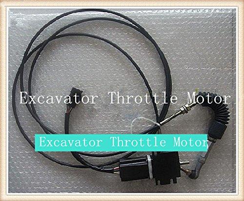 Gouverneur Kabel (Gowe Bagger Throttle Motor für E307ein Bagger Gaszug Motor mit einzigen Kabel 111–5497, Gouverneur Motor, Stepping Motor)