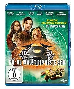 V8-du Willst der Beste Sein [Blu-ray] [Import anglais]