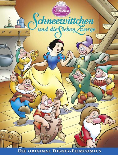 BamS-Edition, Disney Filmcomics: Schneewittchen und die sieben Zwerge