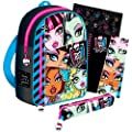 Monster High Set Mochila+Carpeta+Libreta por Fantasy