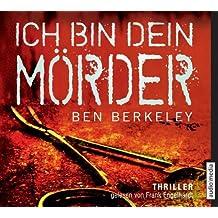 Ich bin dein Mörder. 6 CDs von Ben Berkeley (2013) Audio CD
