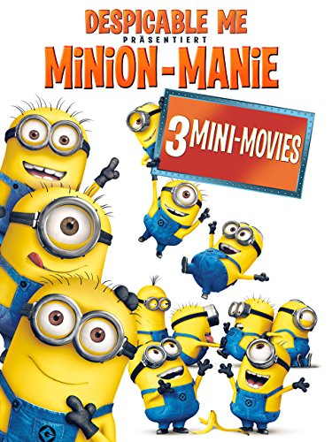 Despicable Me Präsentiert: Minion Manie Cover