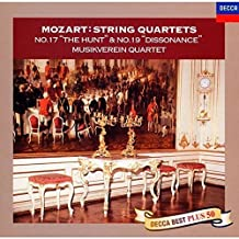 Mozart:String Quartets 17