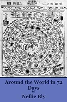 Around the World in 72 Days (English Edition) eBook