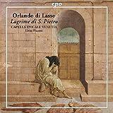 Orlando Di Lasso : Lagrime Di S. Pietro
