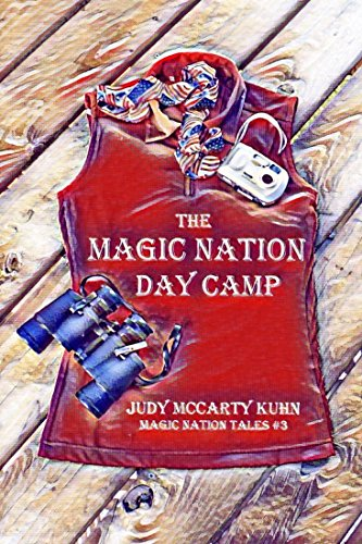 The Magic Nation Day Camp (Magic Nation Tales Book 3) book cover