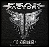 Fear Factory The Industrialist Patch 10X 9.5CM Woven
