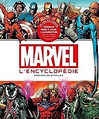 Marvel, l'Encyclopédie - version mise à jour et augmentée par  Huginn & Muninn