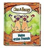 Jan & Henry: Meine ersten Freunde: Kindergartenfreundebuch