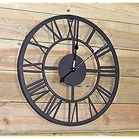 """Gardman Uhr große""""Römische Ziffern"""", mehrfarbig"""