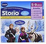 VTech - Juego para Storio 2 ,Frozen, 3S, Storio MAX, en español, 5-9...