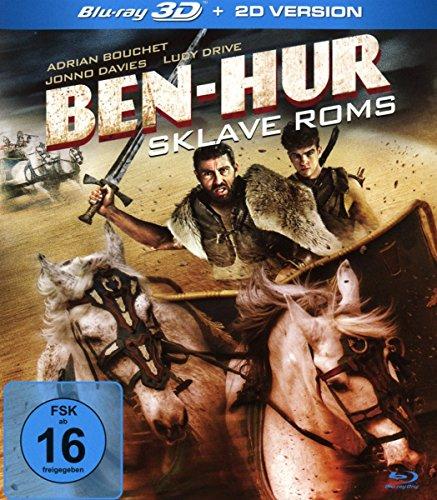 Preisvergleich Produktbild Ben Hur - Sklave Roms  (inkl. 2D-Version) [3D Blu-ray]