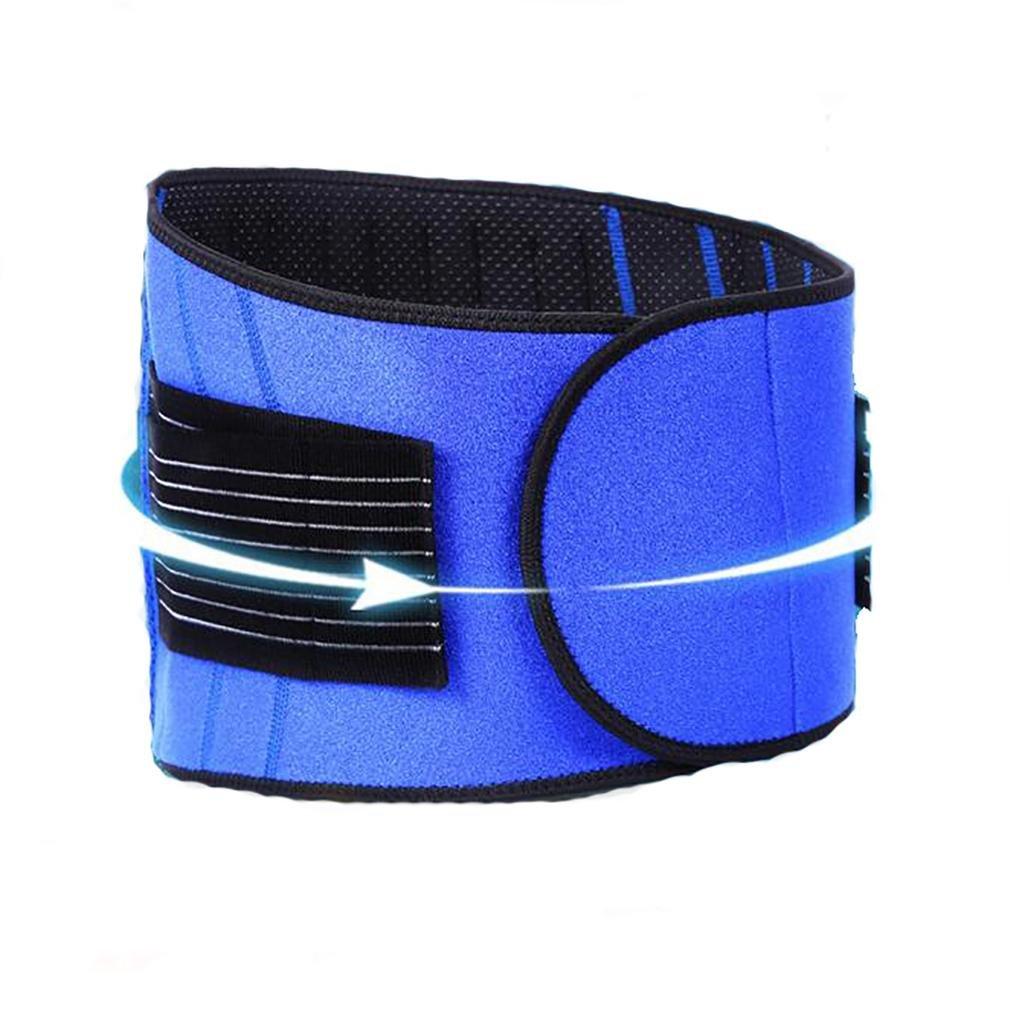 LL-Cintura di supporto inferiore schienale MagneticTherapy Tourmaline a 360 ° di Back-Self-Heating ,