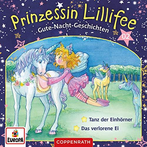 002/Gute-Nacht-Geschichten Folge 3+4 - Tanz der Einhörner/Das verlorene Ei